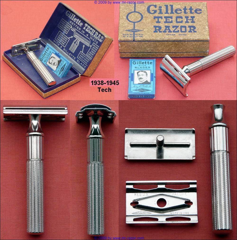 Gillette Date Codes